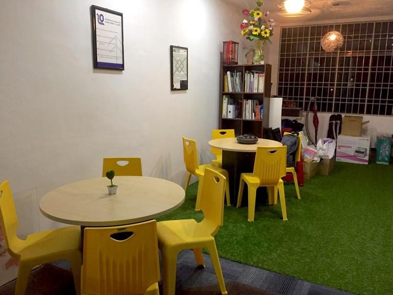 FlexiSpace tables