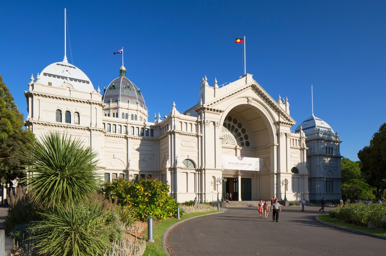 Royal Exhibition Building (UNESCO World Heritage Site), Melbourne, Victoria, Australia