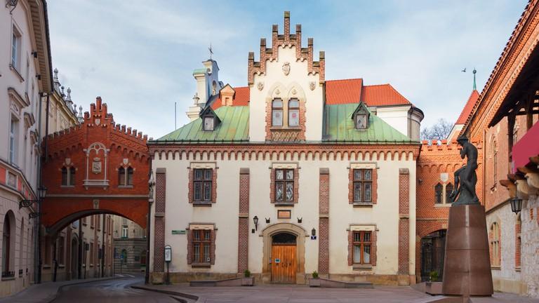 Czartoryski Museum, Krakow, Poland