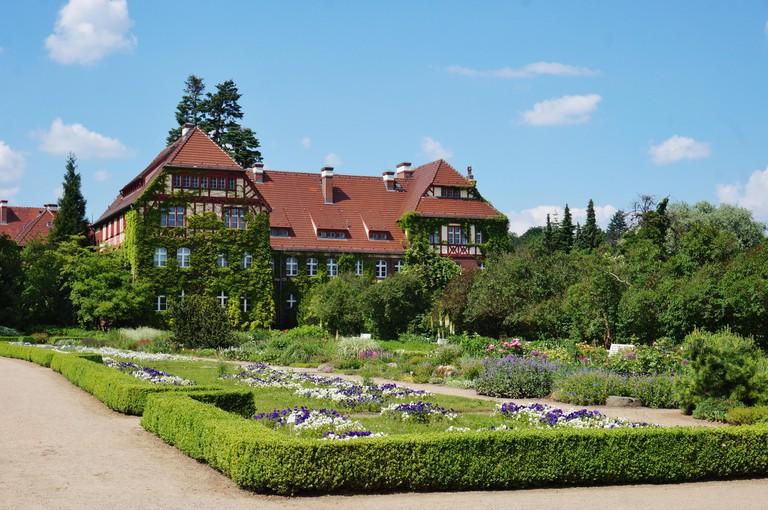 The Berlin Dahlem Botanischer Garten