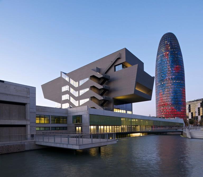 Museu del Disseny de Barcelona, Barcelona, Spain. Architect: MBM Arquitectes, 2013.