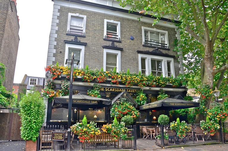 The Scarsdale Tavern, Kensington, London