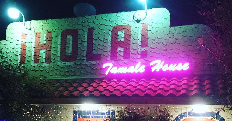 Tamale House East opened in 2012
