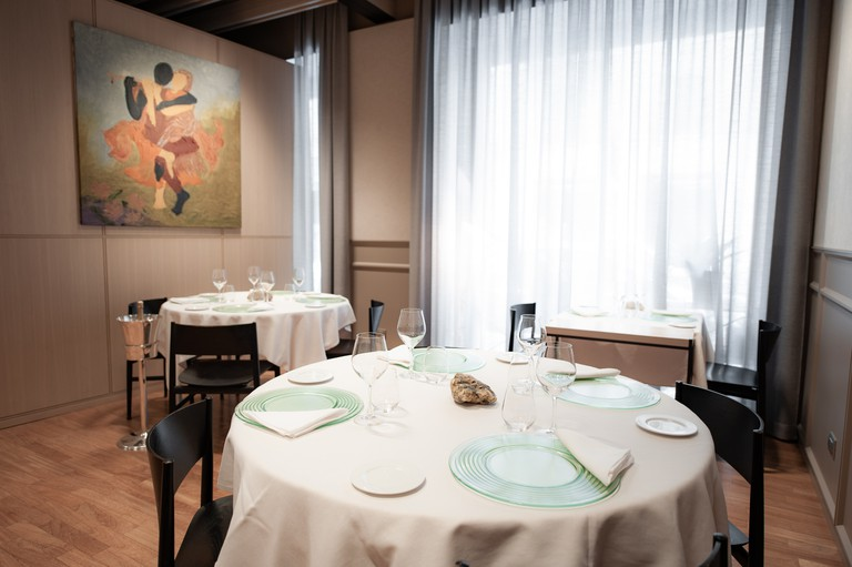 Joia won its first Michelin star in 1996