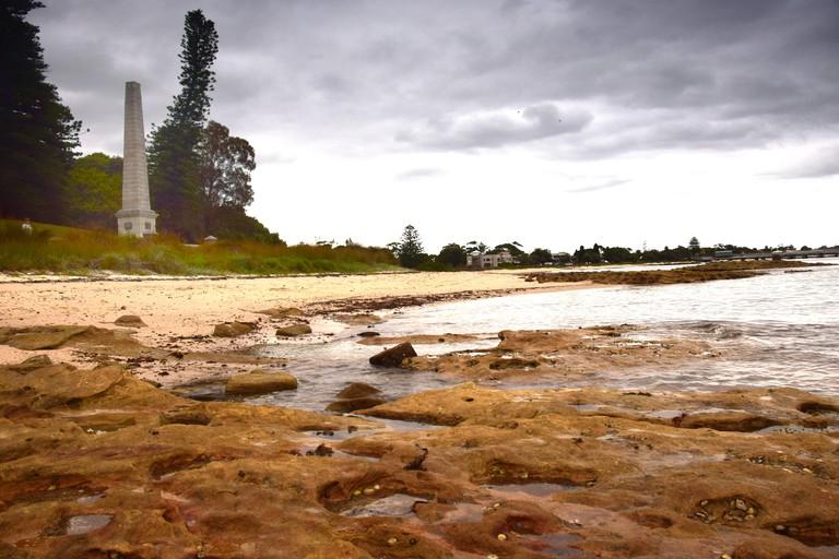 Captain Cook's Landing Place, Botany Bay, Sydney, New South Wales, Australia