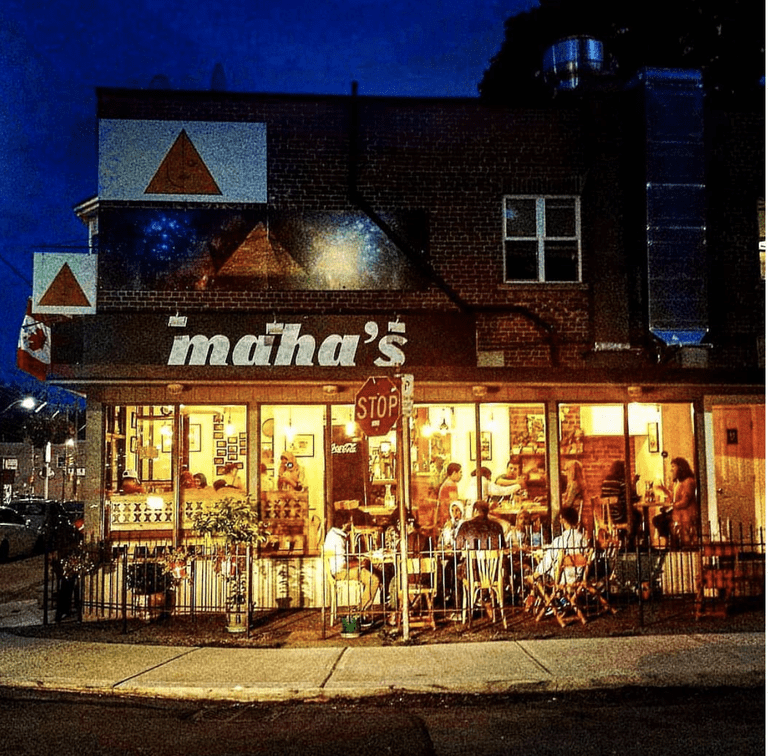 Maha's serves up Egyptian brunches, lunches and early dinners