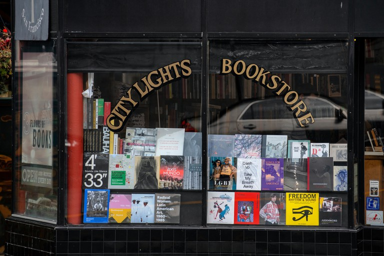 City Lights Books is an independent bookstore-publisher combination in San Francisco, California.