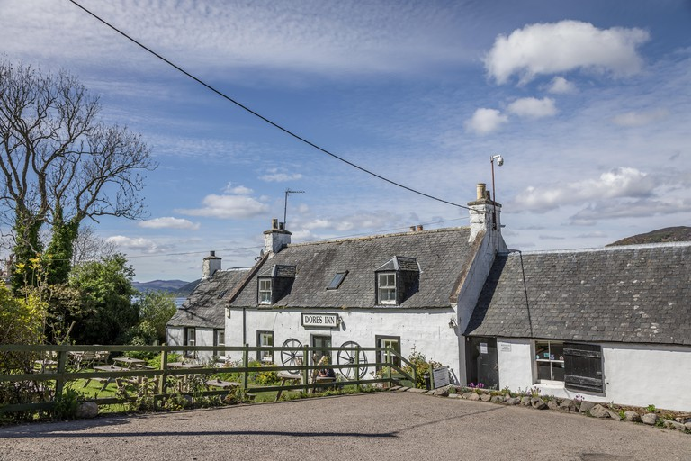 Dores Inn, Dores, Highland, Scotland, UK