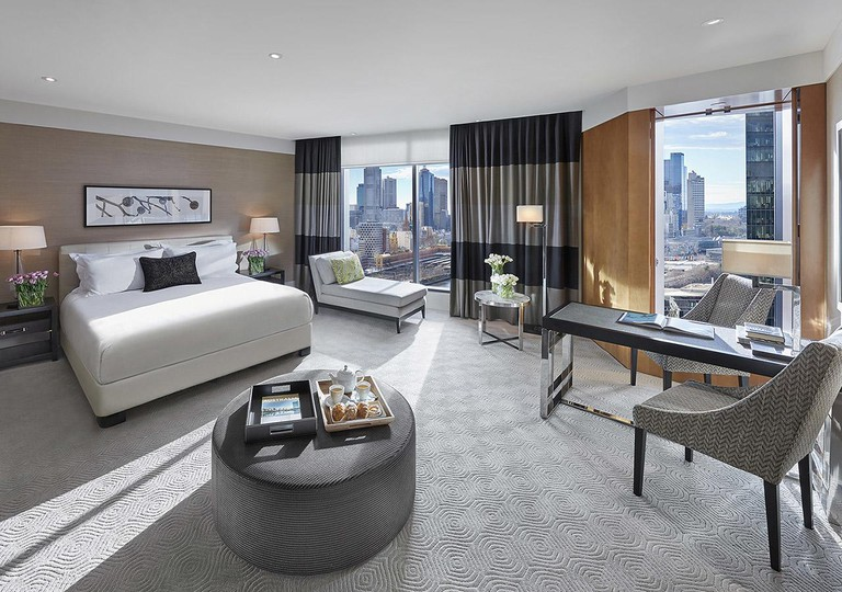 Crown Towers Melbourne is a masterclass in luxury design