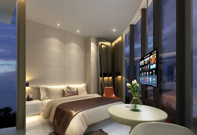 Luxury room at United Days
