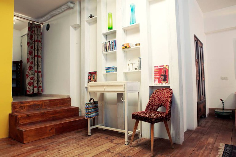 Neve Tzedek Apartment, Tel Aviv