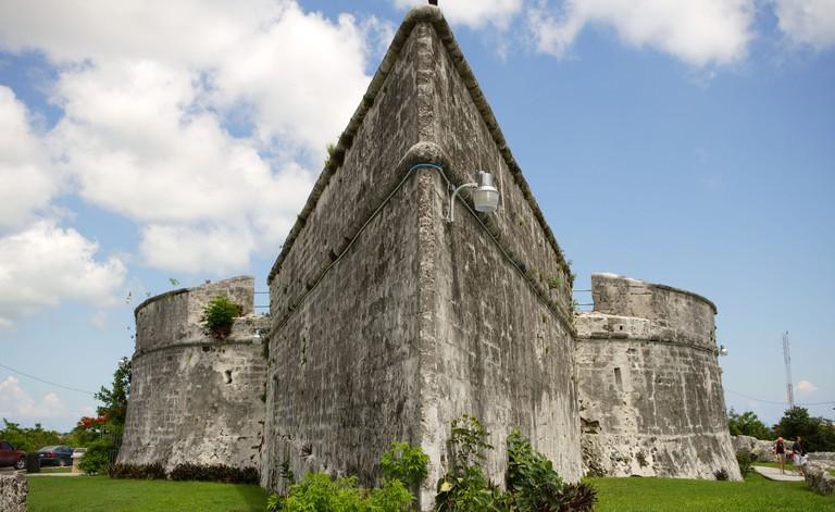Fort Fincastle, Bennet's Hill, Nassau, New Providence, Bahamas.