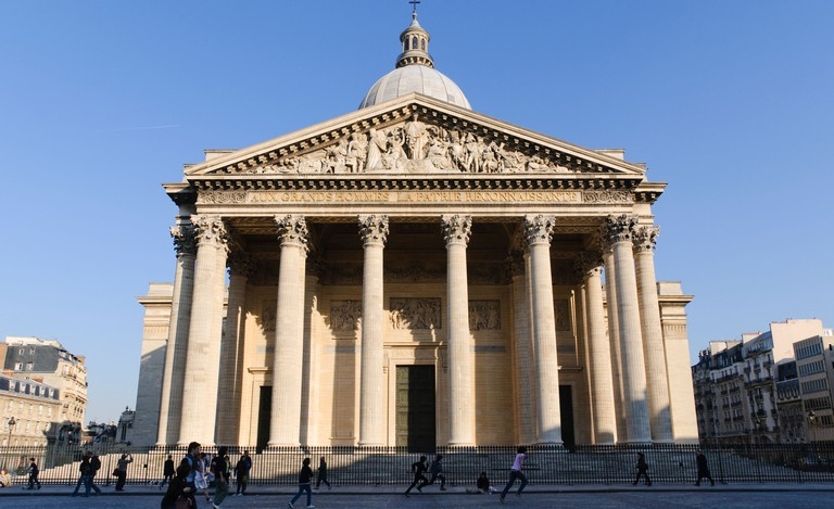 The Panthéon is the final resting place of some of the most culturally significant figures in French history