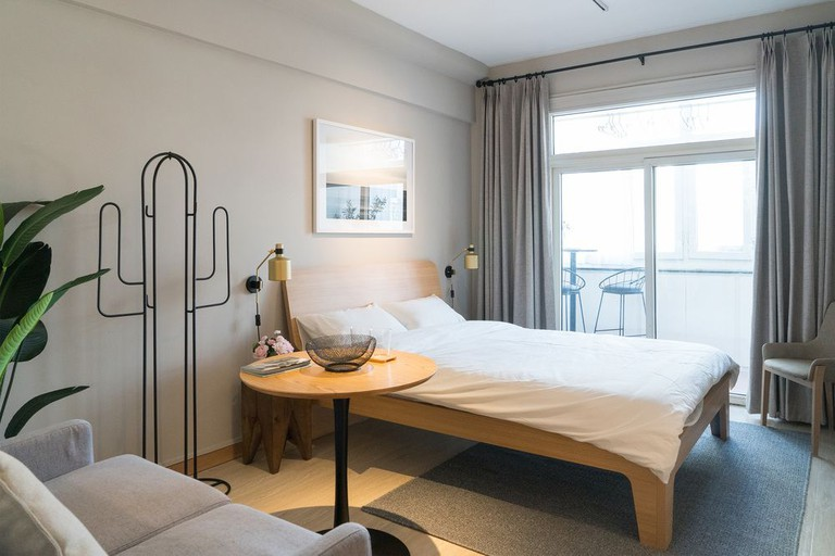 Cactus space - CBD MUJI themed Apartment © Hotels.com