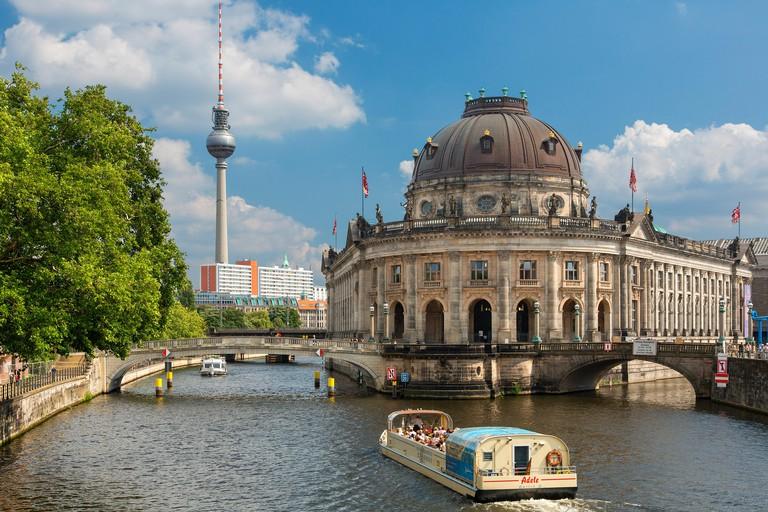 Bode Museum, Museum Island, Berlin, Germany