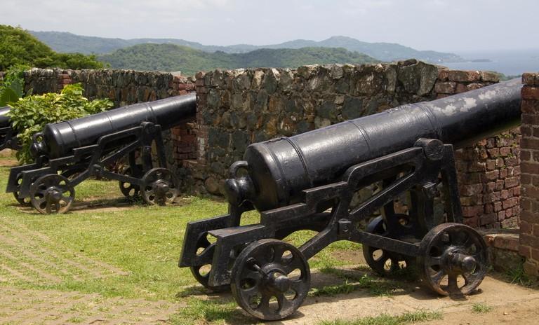 Fort King George Scarborough, Trinidad and Tobago