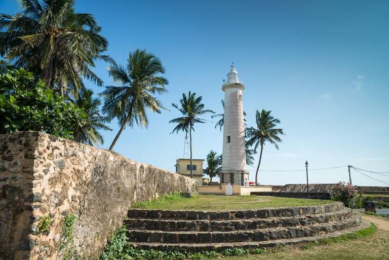 Galle is a UNESCO World Heritage site