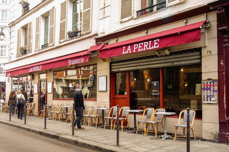 La Perle attracts a cool, diverse crowd