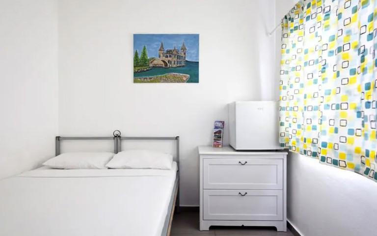 Florentine Backpacker's Hostel, Tel Aviv, Israel.