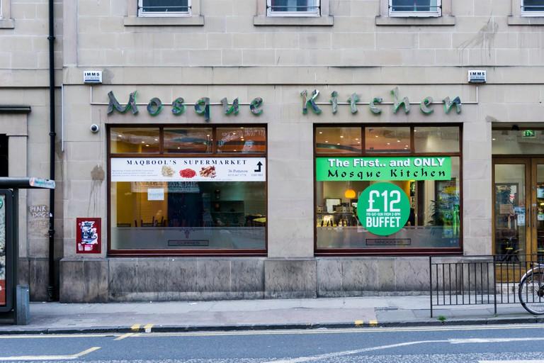 Mosque Kitchen, Edinburgh.