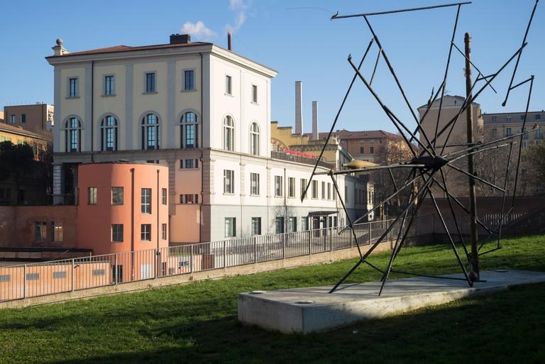 Bologna. Italy. MAMbo Museo d'Arte Moderna di Bologna. Museum of Modern and Experimental Art.