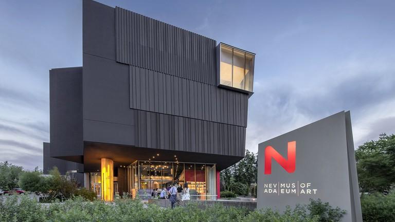 The Nevada Museum of Art