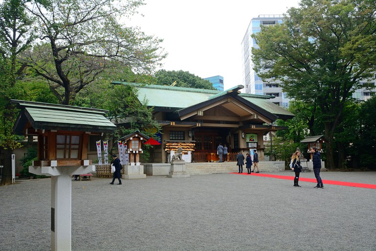 Tōgō Shrine, Harajuku