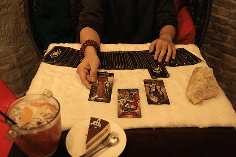 Get your tarot cards read