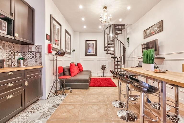 Le Marais apartment