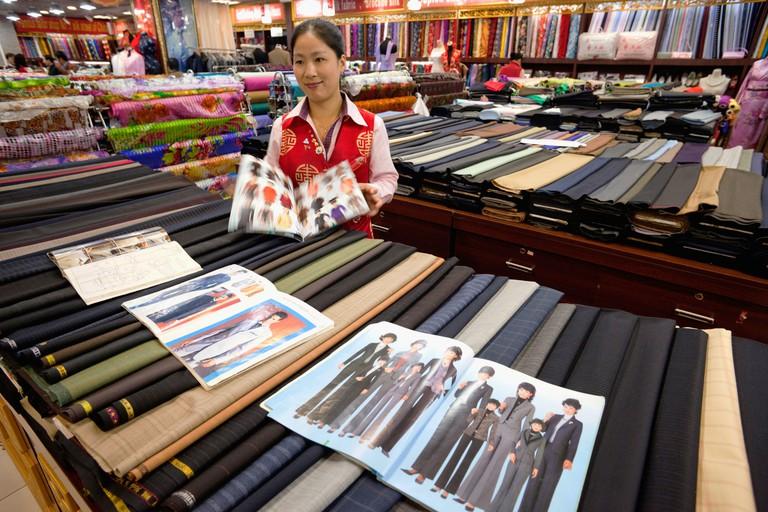 The Silk Market, Chaoyang, Beijing