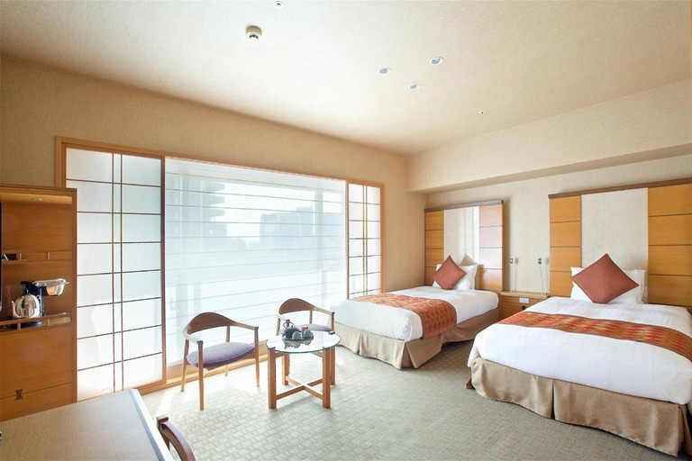 Rooms are bigger than the standard room in Tokyo, Hotel Niwa, Tokyo