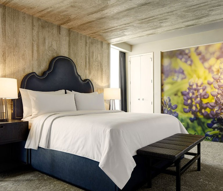 You're guaranteed a good night's sleep at the Archer