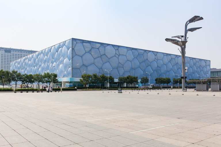 National Aquatic Center, Water Cube, Beijing