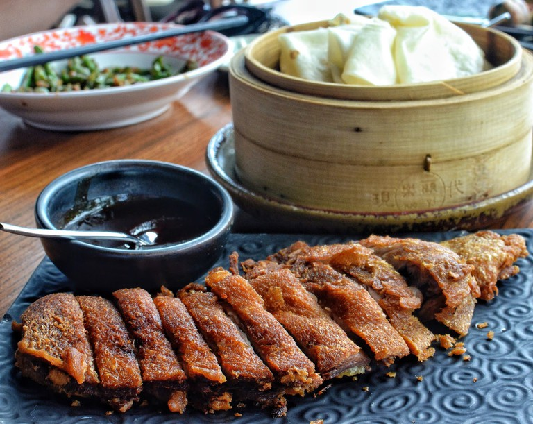 Hutong serves up a range of Sichuanese dishes