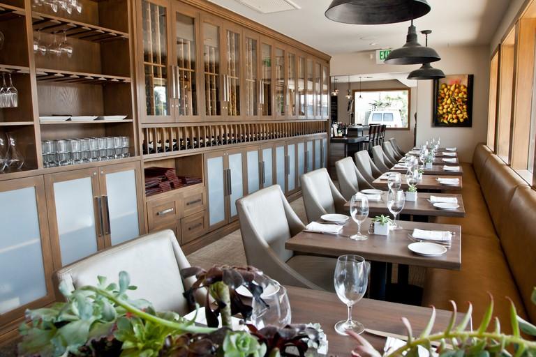 V's Restaurant and Bar, Los Angeles, California