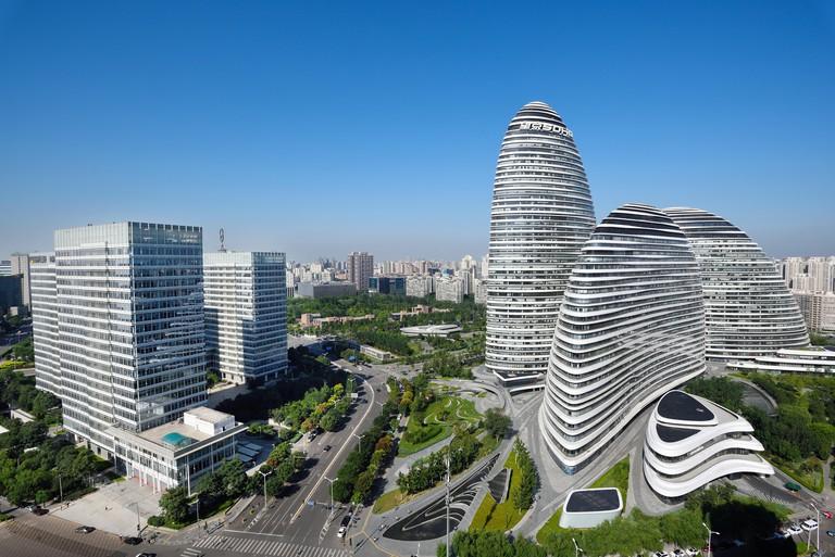 Wangjing SOHO, Beijing