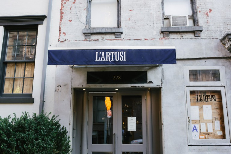 L'Artusi, West Village, New York City, New York, USA