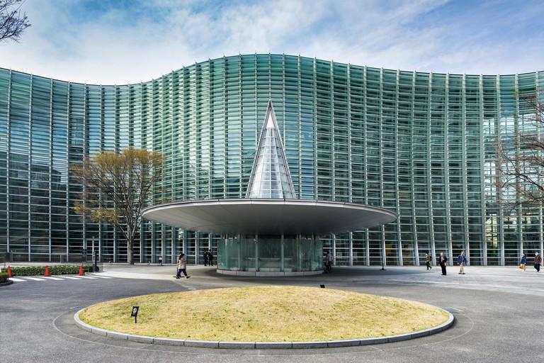 The National Art Center, Roppongi