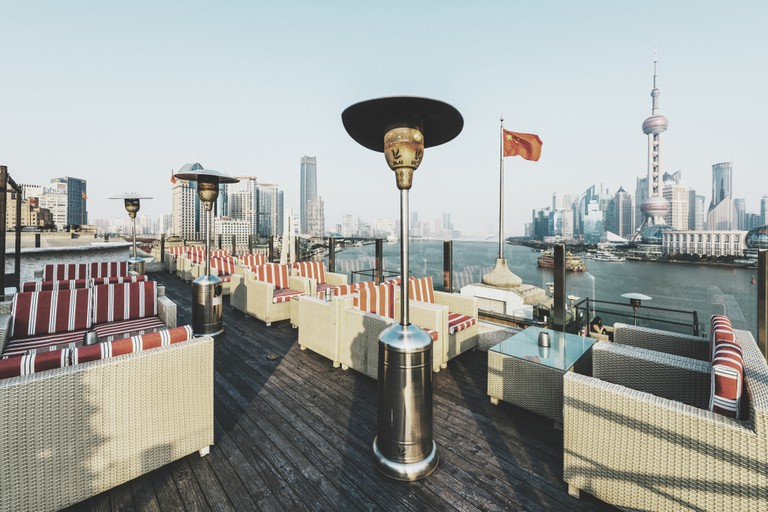 Roosevelt Sky Bar won eight awards at 2018's China's Wine List of the Year Awards