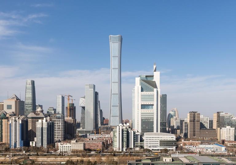China Zun Building, Beijing