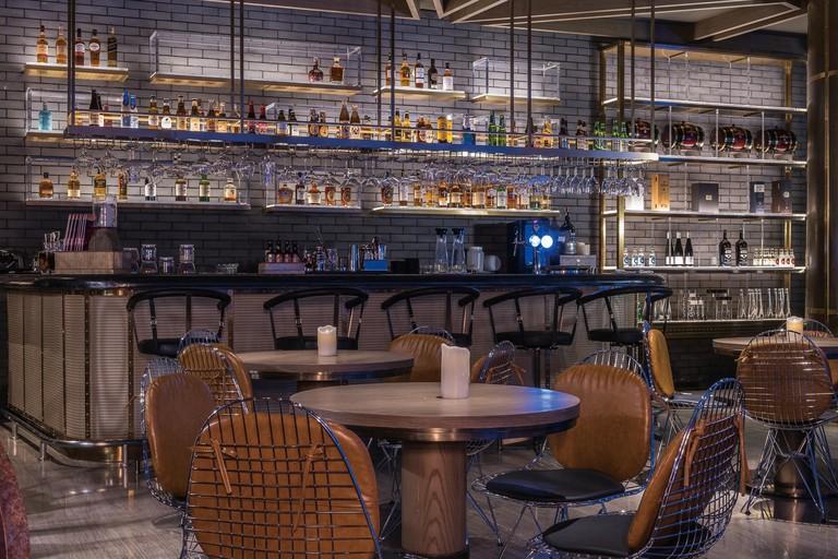 Top Bar at the InterContinental Sanlitun Beijing