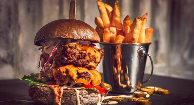 Grindhouse Homemade Burgers