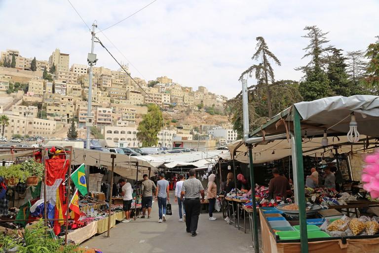 Souk Al Jumea (Friday Market), Princess Basma Street, Ras Al Ain, Amman