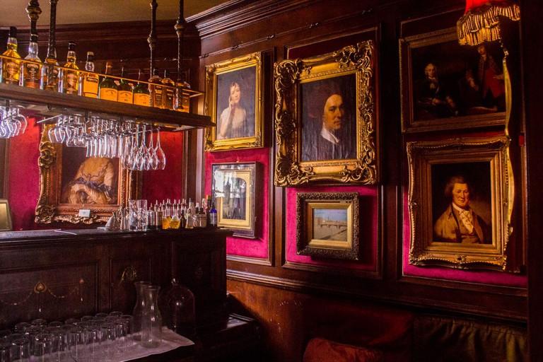 Interior of Peruke & Periwig, Dublin