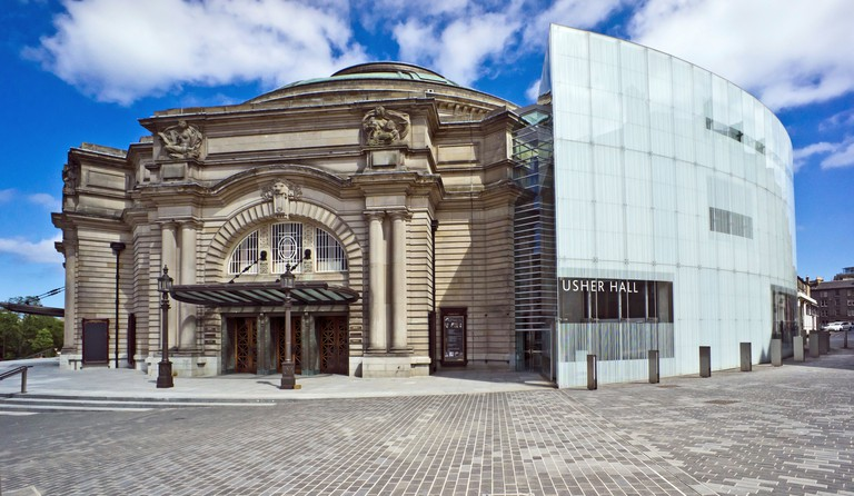 Usher Hall hosts a variety of concerts and other events throughout the year