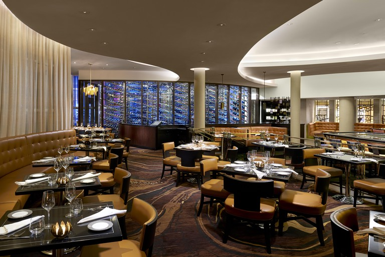StripSteak by Michael Mina is housed in Miami's Fontainebleau Hotel