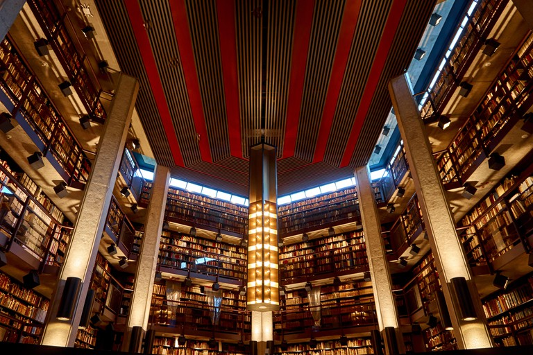 Thomas Fisher Library is home to some of the world's rarest books