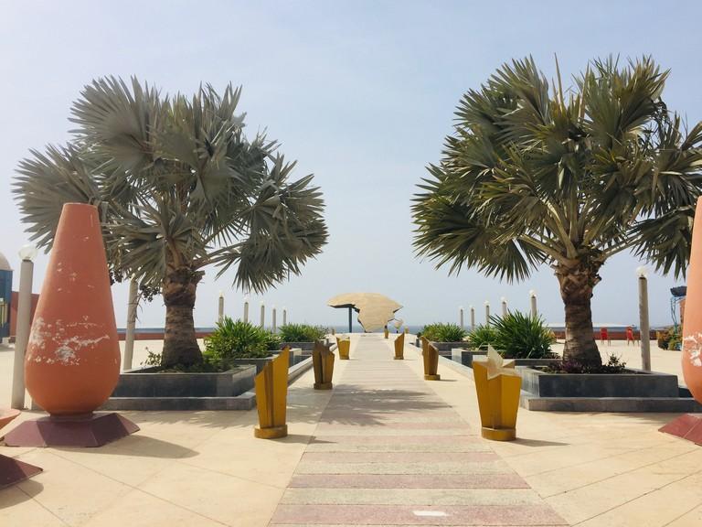 Place de la Souvenir (Africa Monument)