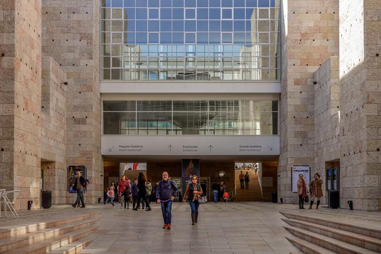 The Museu Coleção Berardo opened in 2007