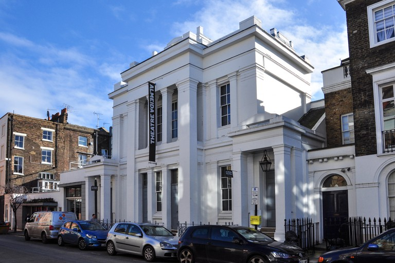 Almeida Theatre in Islington